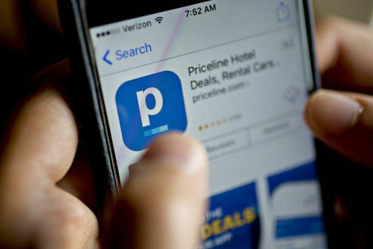 priceline mobile app